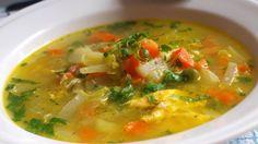 Jarní zeleninová polévka
