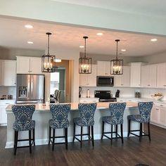 50 Best Modern Kitchen Design Ideas - The Trending House Home Decor Kitchen, Kitchen Furniture, New Kitchen, Kitchen Ideas, Awesome Kitchen, Beautiful Kitchen, Kitchen Modern, Kitchen Inspiration, Modern Farmhouse