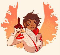 Candela | Pokemon Go | Team Valor Leader