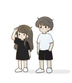 Tumblr Cute Couple, Cute Couple Cartoon, Cute Love Cartoons, Romantic Anime Couples, Cute Couples, Avatar Couple, Cartoon Wallpaper, Aesthetic Wallpapers, Bee