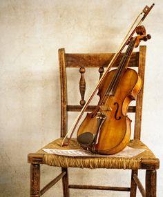 Violin,                            Violín / Violin / Violon / Violino / Violine