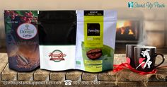 Swisspac provides different colors of #coffeebags which are always attention of one's eye  http://www.standuppouches.com/coffee-bags.html