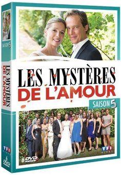 Les Mystères de l'amour - Saison 5  SERIE TV | DVD - NEUF