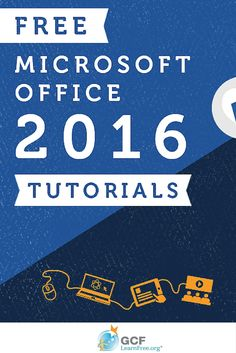 Upgrading to Office 2016? We have a tutorial for that! From Access and Excel to PowerPoint and Word, we've got you covered.