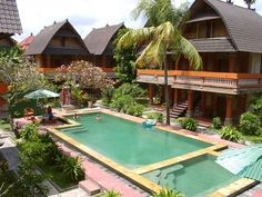 "Stayed at the Troppo Zone ""party hotel"" in Bali in 2002. I just missed the Bali bombing (by five weeks) that was detonated in Paddy's Pub next door and blew up the wing of the hotel I stayed in."