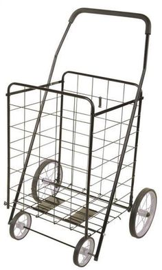 Shopping Cart 154Lbs Capacity Mintcraft Carts Great For Christmas Shopping  #Mintcraft