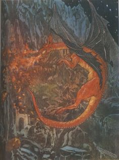 Babel Hobbits - Gallery of illustrated, multilingual editions of The Hobbit by J.R.R. Tolkien