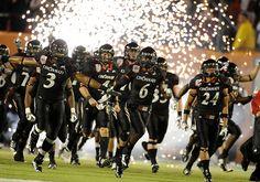 University of Cincinnati  My Bearcats start their season in two days!!!