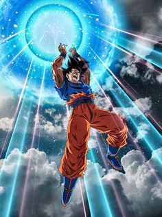 Dragon Ball: 10 ways to make Goku die permanently Dragon Ball Gt, Dragon Ball Image, Wallpaper Do Goku, Dragonball Wallpaper, News Wallpaper, Dragonball Anime, Foto Do Goku, Son Goku, Animes Wallpapers