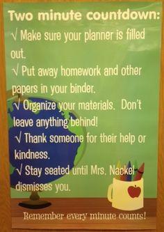Middle School Math Rules!: Classroom Decor