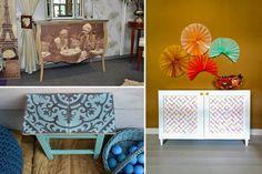 Bútorfelújítás: csináld magad, nem bánod meg – íme, néhány inspiráló példa