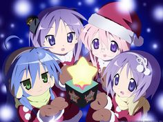 lucky star | Lucky Star Anime Wallpapers