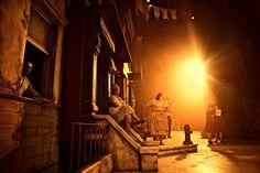 Street Scene by Kurt