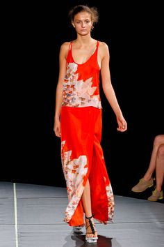 Jen Kao Spring 2013 RTW Collection - Fashion on TheCut