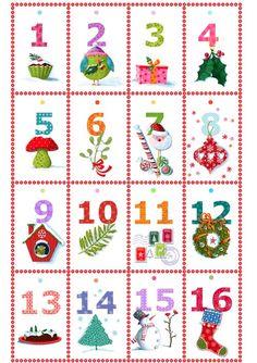 Mini page advent calendar Christmas Countdown, Christmas Quiz, Christmas Calendar, Christmas Makes, Noel Christmas, Christmas Projects, Holiday Crafts, Christmas Ornaments, Creative Calendar