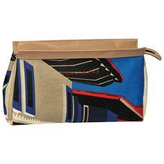 Longchamp toiletery bag