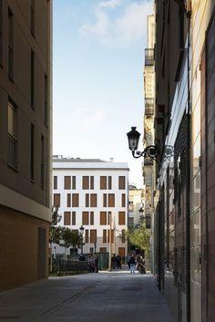 Edificio de 19 viviendas en Valencia - García-Floquet Arquitectos