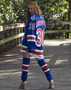 Hockey Leg Warmers