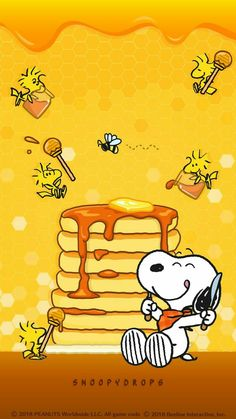 Snoopy and Woodstock Snoopy Love, Snoopy E Woodstock, Snoopy Images, Snoopy Pictures, Peanuts Cartoon, Peanuts Snoopy, Good Morning Funny Pictures, Morning Pics, Snoopy Wallpaper