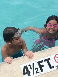Fun at the pool & Hot Tub