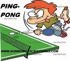 PING-PONG – Chistes Cristianos