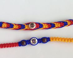 Ref35 Colombian Bracelet Pulsera de Colombia Colombian | Etsy