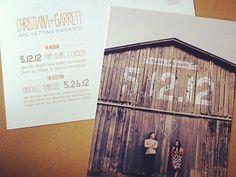 Save the Dates - Postcard Design