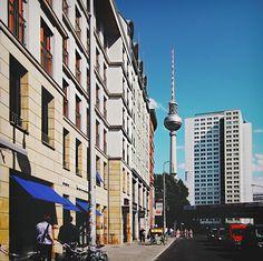 Berlin by Julia Dávila.
