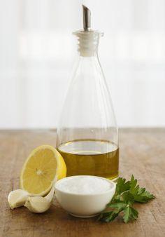 See How to Make Zesty Lemon-Flavored Olive Oil at Home: Olive Oil & Lemon