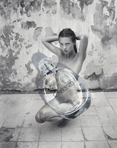 by Mario Sorrenti for Calvin Klein 1993