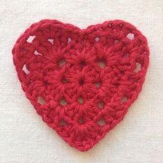Free heart pattern! More