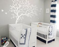 Our Babys Room Wall Decal feature their favorite characters! Our kids' room graphics create magical worlds as vast as your child's imagination! All animals and birds are separated, so you can place th