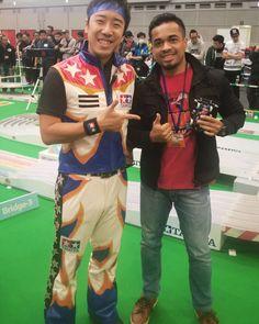 With Tamiya FIGHTER!