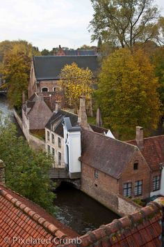 Places to eat and visit in Brussels and Bruges