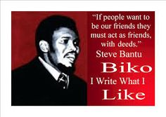 Steve Biko Quotes Black Is Beautiful Black History Quotes, Black History Books, Beautiful Girl Quotes, Black Is Beautiful, Miss U Quotes, Steve Biko, Mandela Quotes, Latin Words, Quotes White