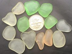Sea Glass or Beach Glass from Hawaii Beaches by SeaGlassFromHawaii