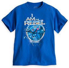 Rebel Spy Tee for Kids - Star Tours on shopstyle.com