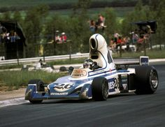 Jacques Laffite - Ligier-Matra JS5 - 1976 South African Grand Prix