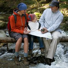 """What to do if you're lost on a day hike with children. Read more tips for day hiking with children in """"Hikes with Tykes: A Practical Guide to Day Hiking with Kids."""""""