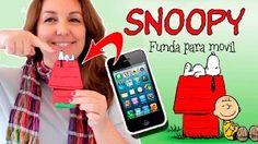 como hacer fundas para celulares en goma eva - YouTube