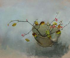 Japonica Linda Felcey.