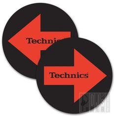 DMC Technics Arrows SLIPMATS