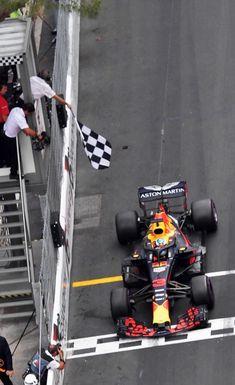 Ricciardo F1, Daniel Ricciardo, Monaco Grand Prix, Checkered Flag, Formula One, Hot Cars, Red Bull, Racing, Pickup Trucks
