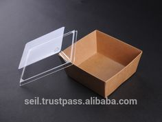 Source Food grade paper box , Kraft paper food container , on m.alibaba.com