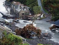 Global warming may quintuple summer downpours in UK