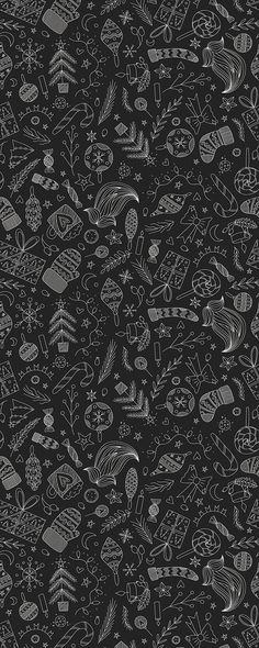 Dark Christmas Seamless Pattern Dark and moody Christmas seamless pattern. Artistic and unique nordic winter seamless background. Handdrawn on a chalkboard holiday wrapping paper. Wallpaper Cars, Wallpaper Free, Winter Wallpaper, Wallpaper Space, Crazy Wallpaper, Christmas Wallpaper, Pattern Wallpaper, Christmas Background, Dark Grey Wallpaper