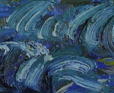 Incredible Close-Ups of Van Gogh's Paintings from Google Art Project