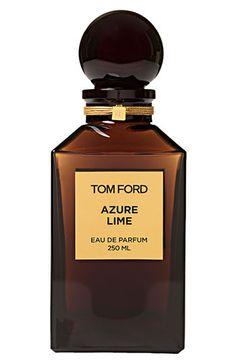 Tom Ford Private Blend 'Azure Lime' Eau de Parfum Decanter. seductive perfumes, fragrances, fashion, luxury fragrances