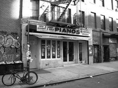 Pianos #nyc #goingout #accorcityguide The nearest Accor hotel : Sofitel New York City#AccorVacation
