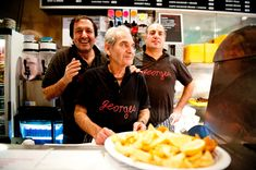 FR Guide: How To Eat Fish And Chips In London, And Who Does It Best - Food Republic